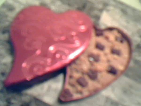 Tammi's Good Cookie In A Red Heart  Tin Recipe
