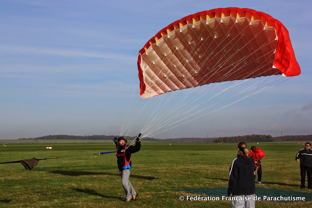GIPS décollage voile hybride