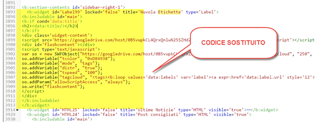 codice-nuvola-etichette-blogger
