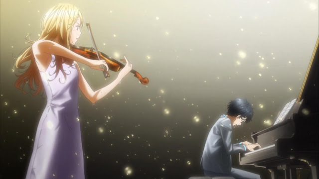 Your Lie in April Review In Detail