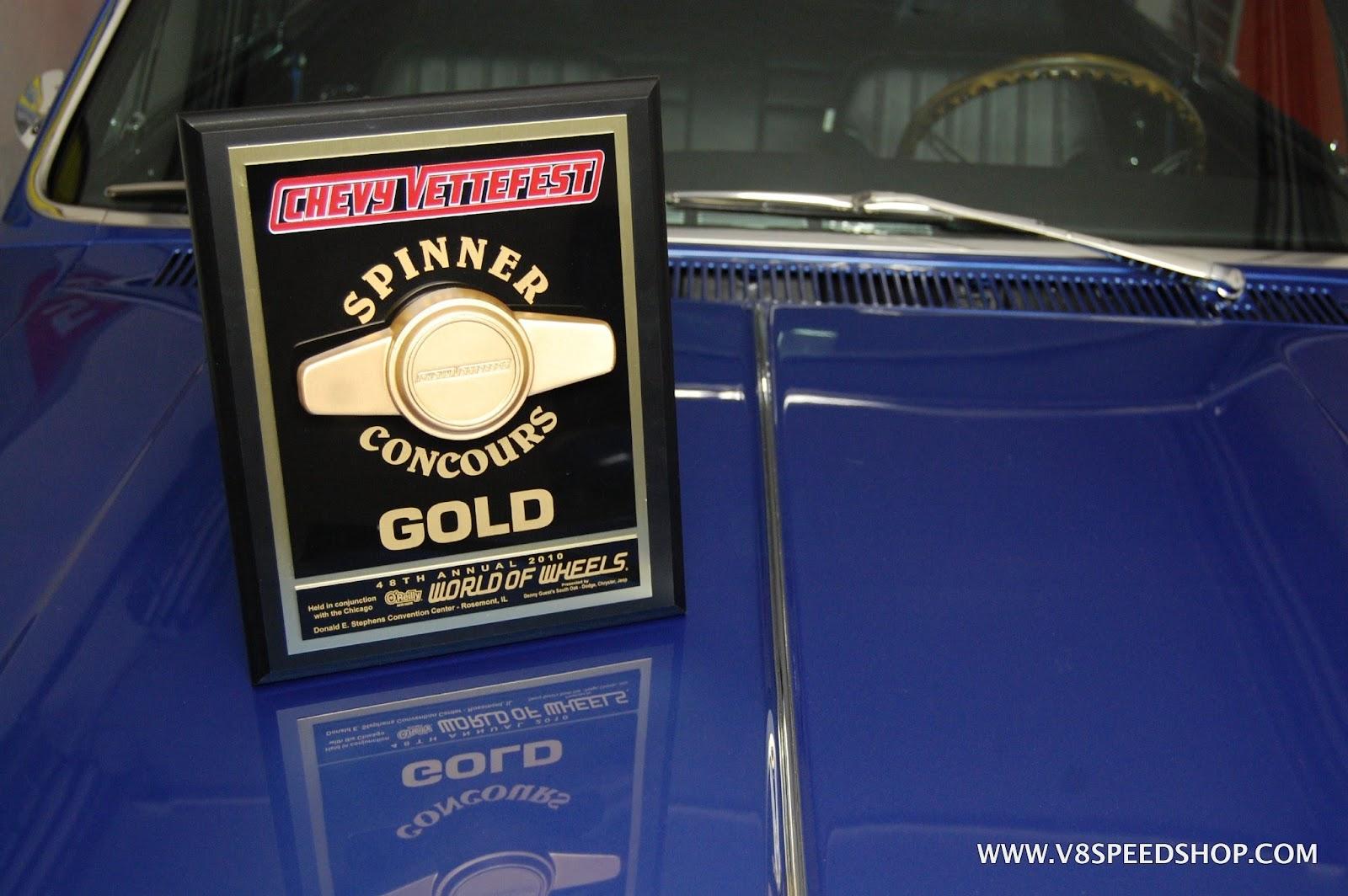 Gold Spinner