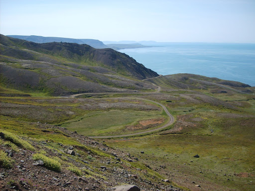 op weg naar Siglufjord 3