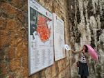Historical map of Dubrovnik