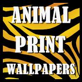 Animal print wallpapers