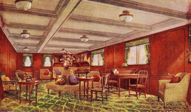 14-Sala de Musica de 1ª Clase .Libro de Información para el Pasajero. Año 1913-1914. CTE.jpg