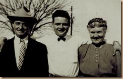 Reuben T. Phillips Family