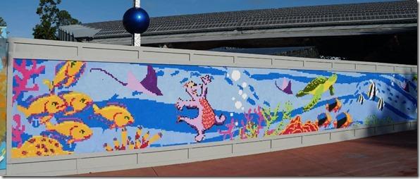 Figment mural 2018