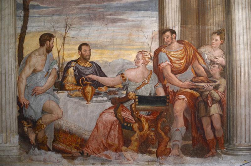 Banchetto di Cleopatra 07