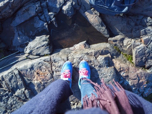 kengät, shoes, tennarit, nb, new balance, blue, pink, kallio, rocks,