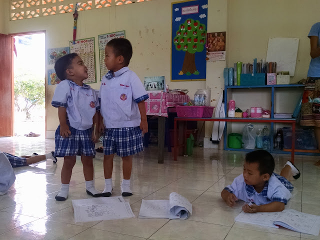 The Unforgettable Experience of Teaching English in Thailand