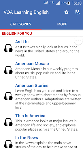 American English Listening 2019.09.25.0 screenshots 1