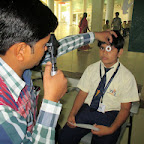 Eye Checkup (Grade I to XII)