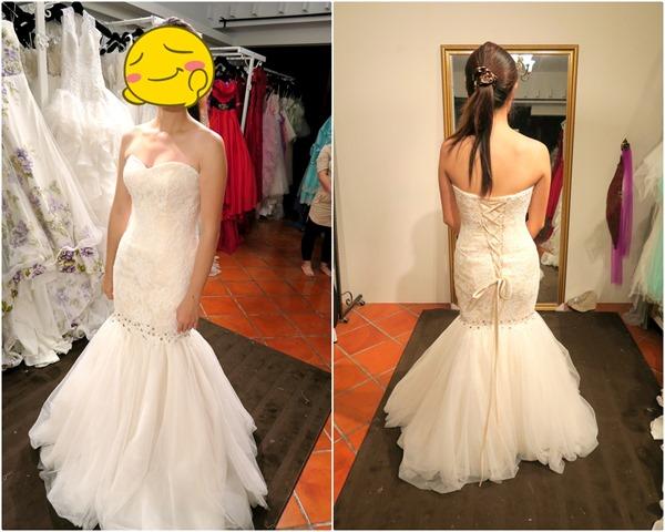 城市花園婚禮工坊 高雄自助婚紗 - 拍婚紗照之禮服挑選 (1)