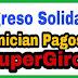 Cómo comprobar si su pago llegó a SuperGIROS con Ingreso Solidario