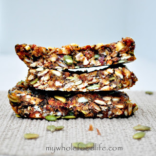 Maca Energy Bars