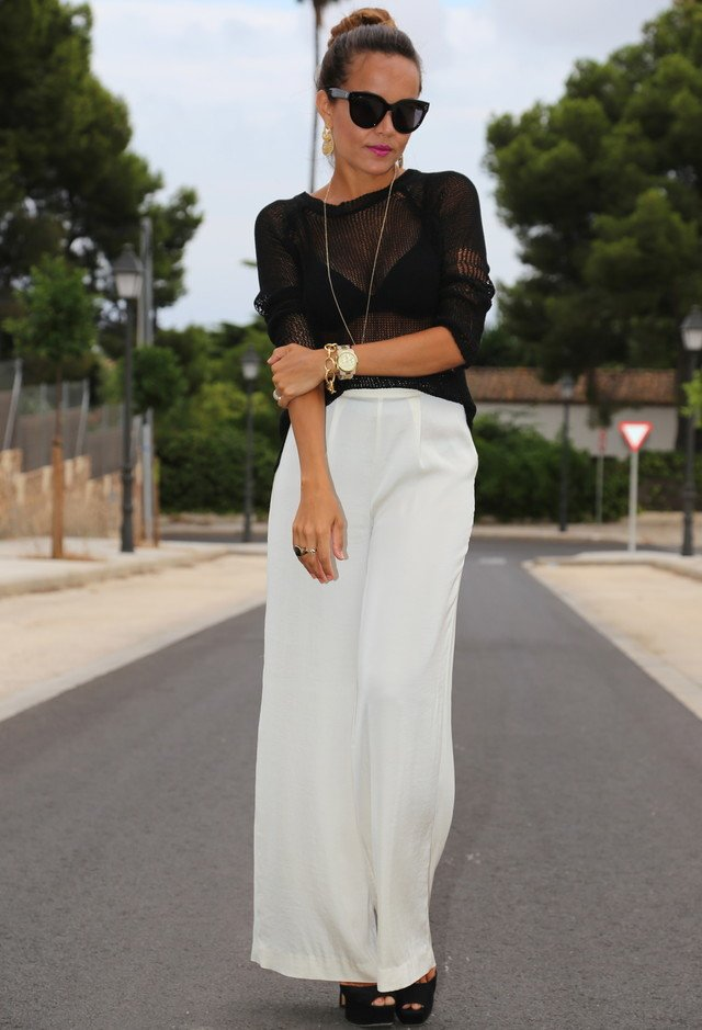 THE AMAZING WHAT TO WEAR WITH JEANS IN SUMMER FOR LADIES 4
