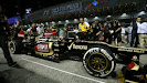 Kimi Raikkonen, Lotus E21 Renault arrives on the grid in his car