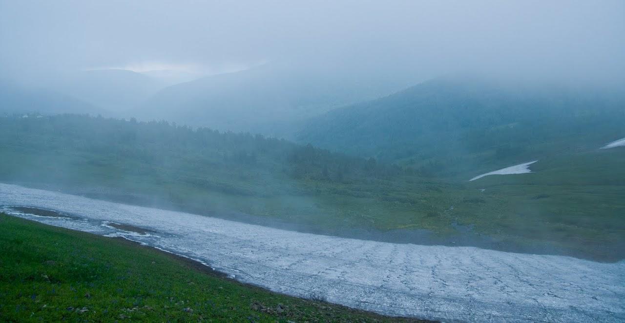 Путешествие по хакасии озера
