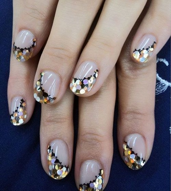 Latest Nail Designs For Short Nails In 2018 3