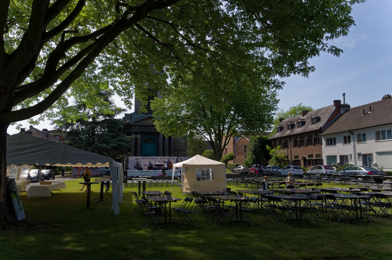 4de editie - Roemeens festival van Vlaanderen - Festivalul Romanesc din Flandra