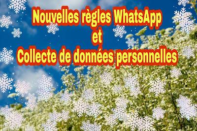 Nouvelles règles WhatsApp et la récolte de données personnelles des utilisateurs pour le business des entreprises