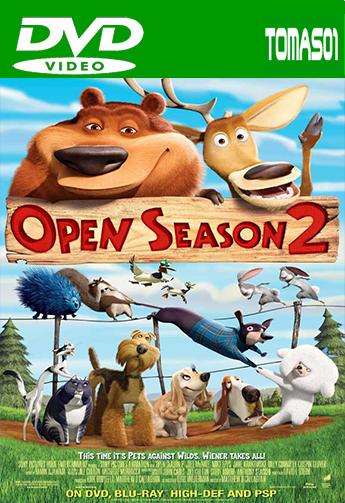 Open Season 2 (Amigos Salvajes 2) (2008) DVDRip