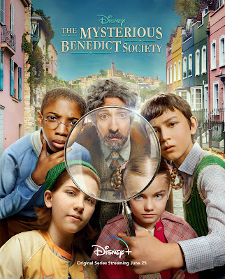 The Mysterious Benedict Society Disney+