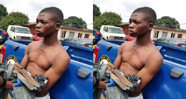 JSS 3 Student, 16 Others Arrested For Cult Activities In Lagos