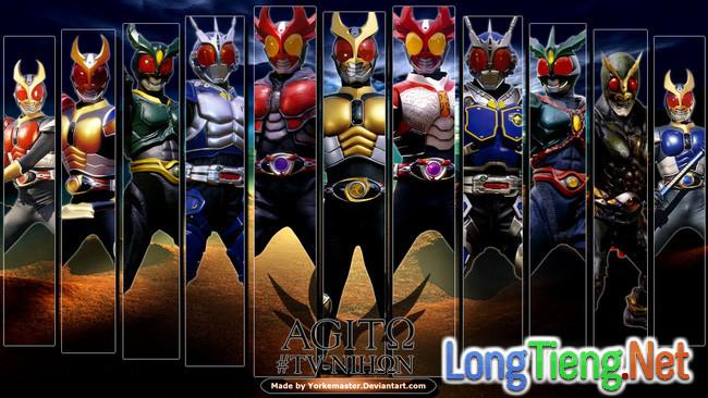 Liệu bạn có nhớ 8 đội siêu nhân Nhật Bản đình đám này? - Ảnh 8.