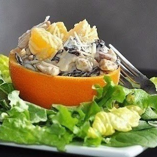 Chicken Salad With Oranges