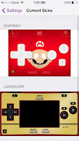 Gameboy Skins iOS