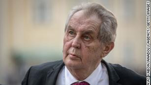 """""""Transgender people are intrinsically disgusting to me"""" - Czech President Milos Zeman"""