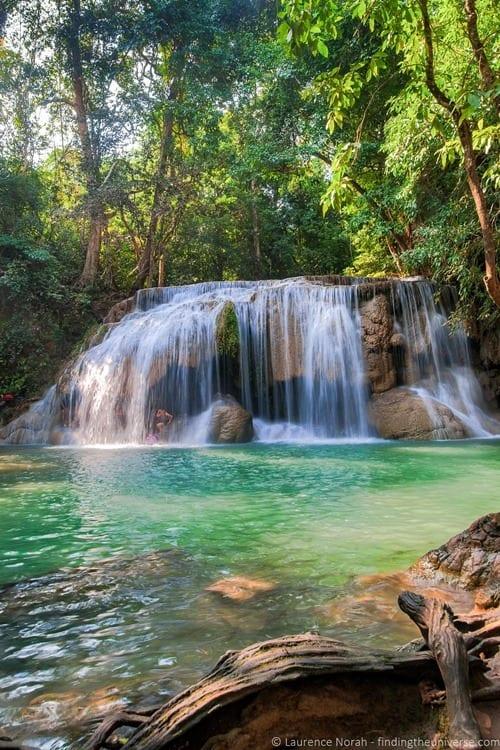 Erawan Falls Kanchanburi