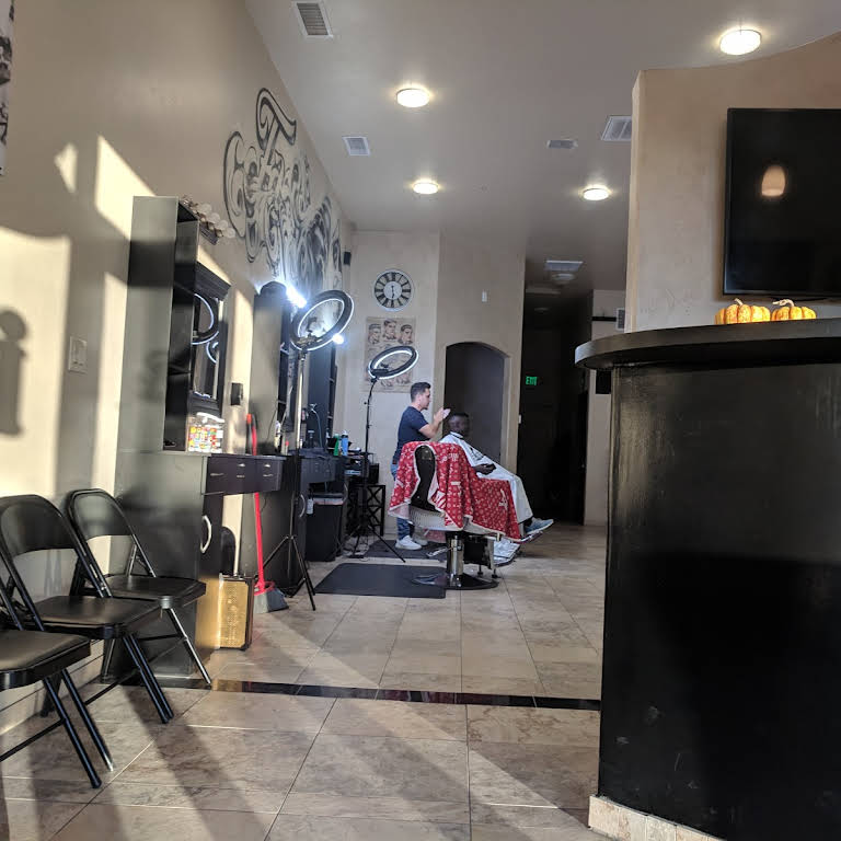 Faded Lifestyle Barbershop Barber Shop In Grand Junction