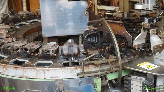 人形烧制作机器