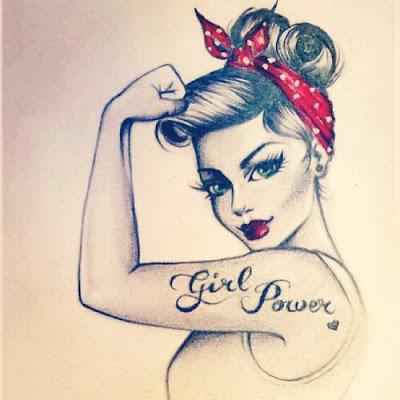 Tanda wanita tangguh dan kuat