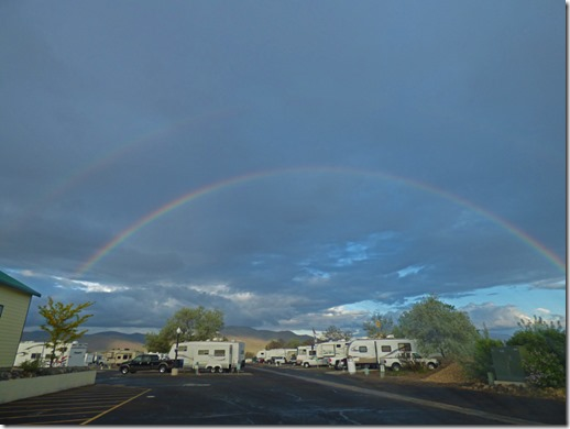 Carson City Area, Rainbows