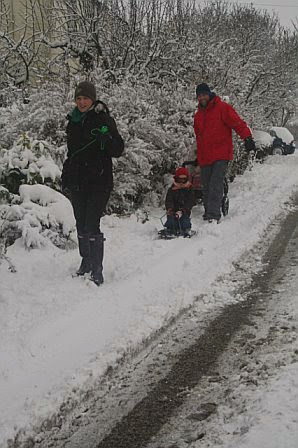 Woodhurst In the Snow - February 2009 - picture06.jpg