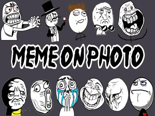 Meme On Photo Camera