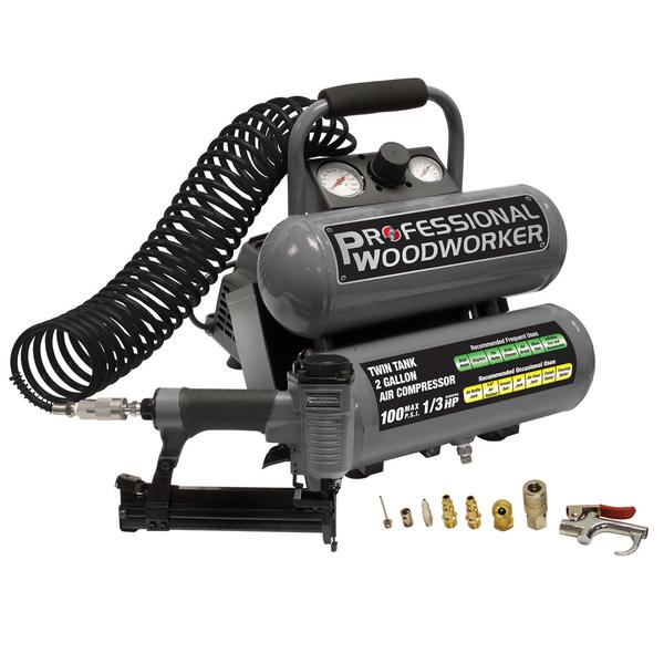 Nail gun combo kit