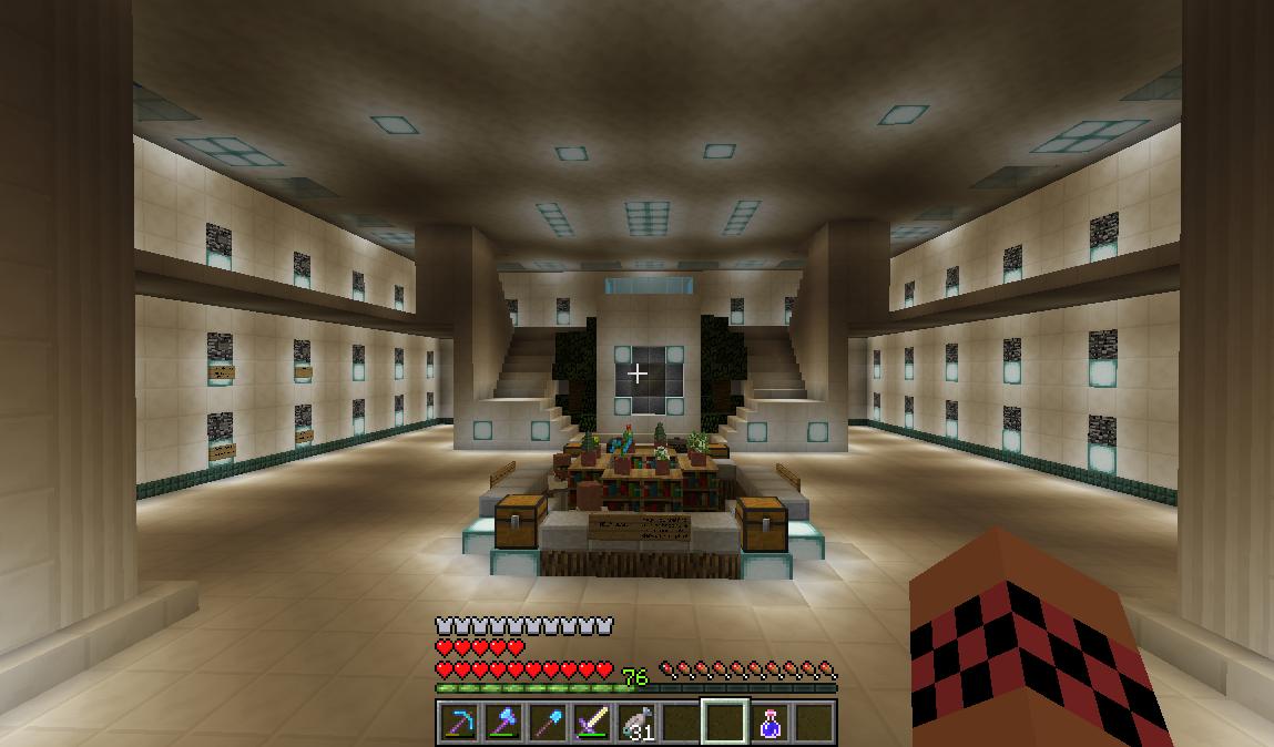 Underground Storage Room Minecraft Round Decorating Ideas