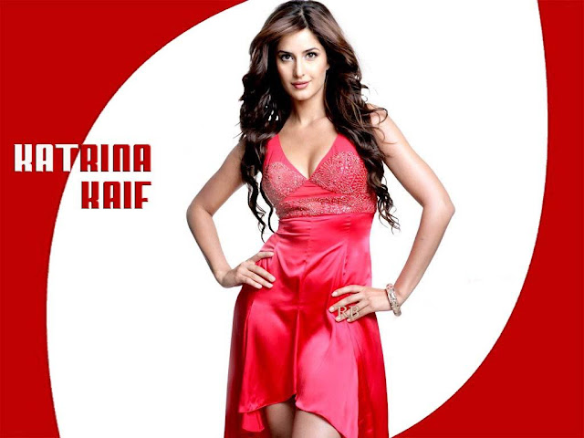 Katrina Kaif red hot
