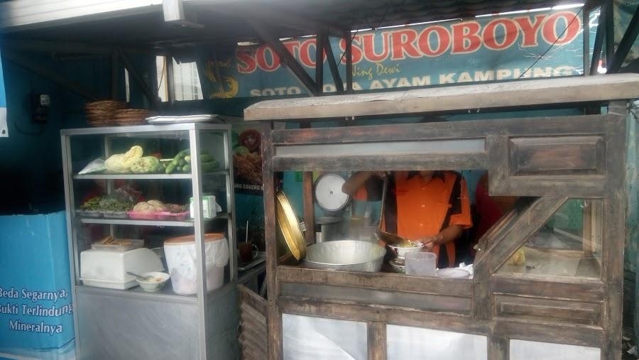 Soto Suroboyo Ning Dewi