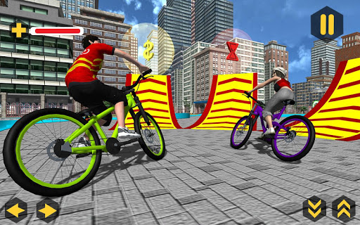 BMX Freestyle Stunts 1.4 Mod screenshots 4
