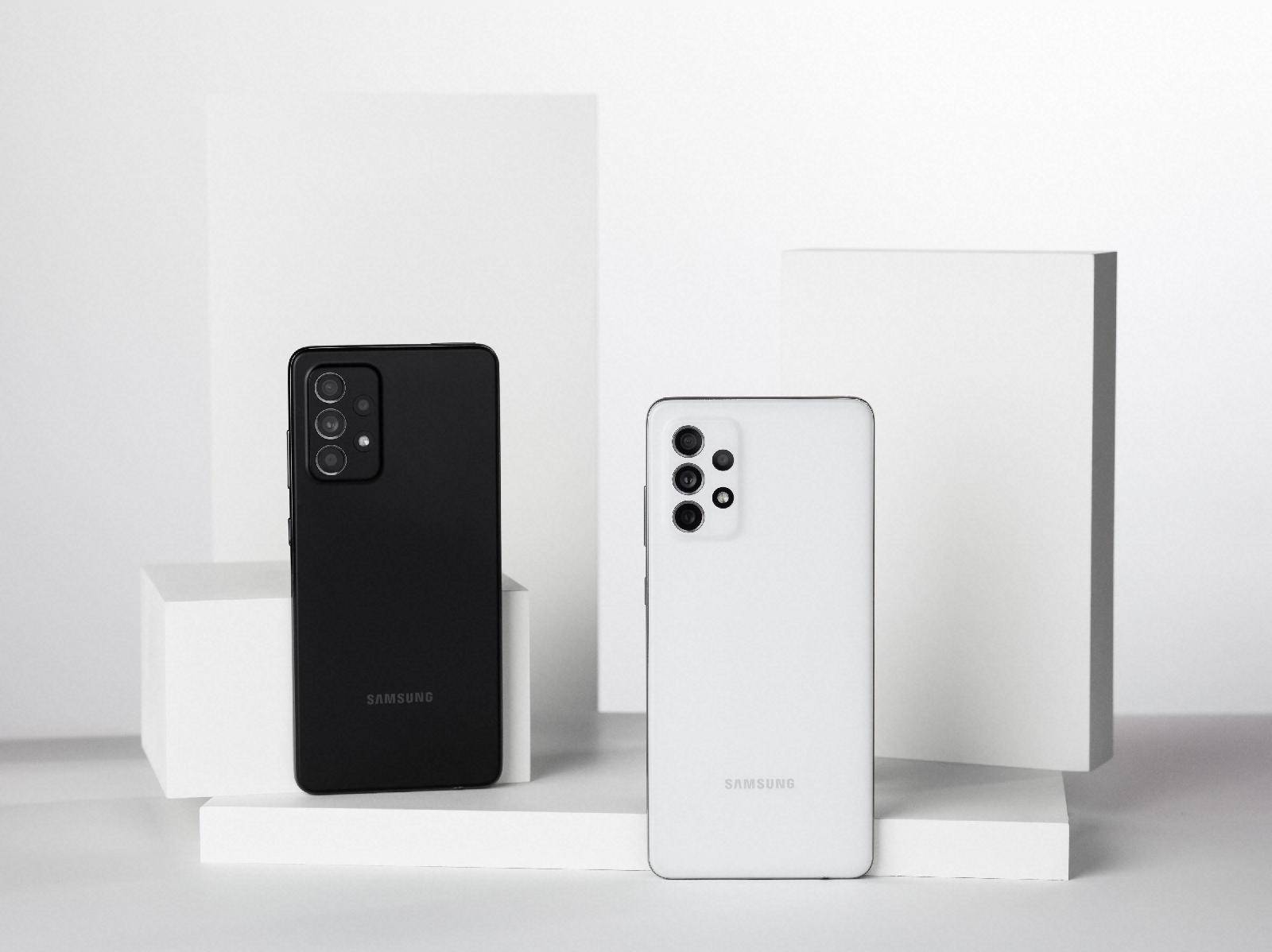 Samsung เปิดตัว Galaxy A52, A52 5G และ A72นวัตกรรมสมาร์ทโฟนสุดล้ำ ในราคาที่ทุกคนเข้าถึงได้