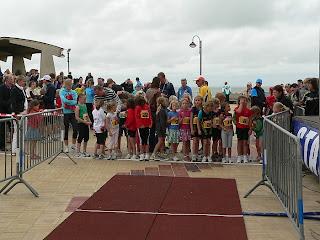 Loopcriterium van de kust Wenduine 1/2 & 1 mijl voor de kids en 6 & 10 mijl