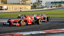 Felipe Massa VS Ferando Alonso, Ferrari F138
