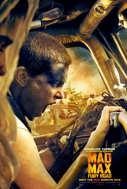 Watch Charlize Theron's Mad Max: Fury Road - Final Trailer.
