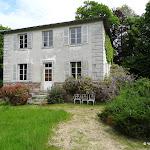 Château du Marais : jardin de Violette