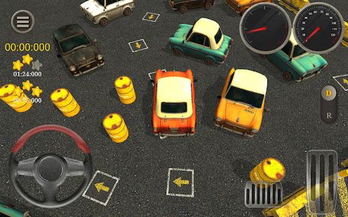 Vintage Car Parking for PC-Windows 7,8,10 and Mac apk screenshot 6